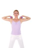 fitness training στοκ εικόνες