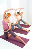 Fitness training Royalty Free Stock Photos