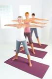 fitness training 免版税库存照片