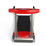 Fitness Walking Machine illustration Stock Photo