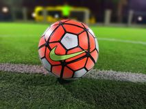 Football Nights stock image