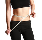 Fitness weight loss Stock Photo