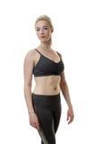 Fitness woamn Stock Photography
