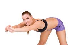 fitness woman στοκ φωτογραφίες