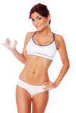 Fitness woman Royalty Free Stock Image