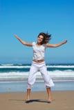 fitness woman στοκ εικόνα