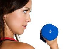fitness woman стоковое фото
