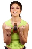Fitness woman. Stock Image