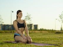 Fitness woman Stock Photos