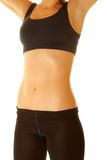 Fitness woman body Stock Photo
