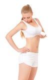 Fitness woman Stock Image
