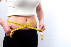 Free Fitness Woman In Studio Light Stock Image - 109246391