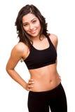 Fitness woman posing Royalty Free Stock Photo