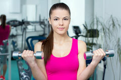 Fitness Woman Stock Photos