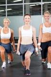 Fitness women Royalty Free Stock Photo