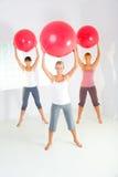 Fitness women Royalty Free Stock Image