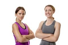 Fitness women Stock Photography