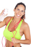 Fitness: Working Out royalty free stock images