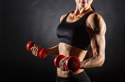 Fitness Workout Stock Photography