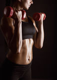 Fitness Workout Royalty Free Stock Image