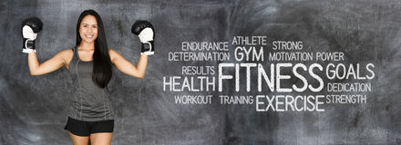 Fitness Workout Stock Images