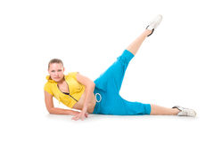 Fitness workout Royalty Free Stock Photos