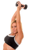 Fitness Workout Stock Image