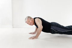 Fitness and yoga stock photo