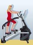 Fitness04 Imagem de Stock