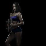 Fitnesschoonheid Royalty-vrije Stock Foto