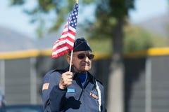 Fito Magdaleno U S Armeeveteran Stockfotos