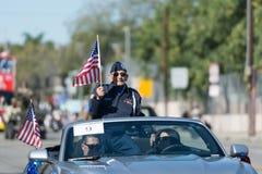 Fito Magdaleno U.S. Army veteran Stock Image