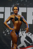Fitparade bodybuilding championship Royalty Free Stock Photo
