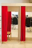 Fitting room Stock Images