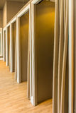 Fitting room Royalty Free Stock Photography