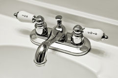 Fittings sink Stock Photos