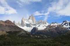 fitz βουνό ο μέγιστος Roy στοκ φωτογραφία με δικαίωμα ελεύθερης χρήσης
