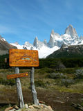 Fitz Roy Stockfotos