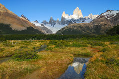 Fitz Roy Stock Images