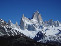 Fitz Roy Photo libre de droits