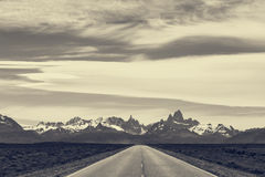 Fitz Roy Royalty-vrije Stock Fotografie