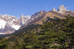 Fitz Roy, Argentina Stock Photos