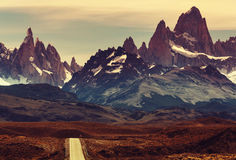 Fitz Roy Stock Photo