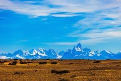 Fitz Roy góra, Patagonia Obraz Royalty Free
