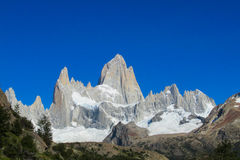 Fitz Roy mount Royalty Free Stock Photography