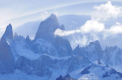 Fitz Roy mountain. Royalty Free Stock Photography