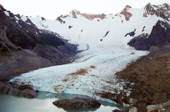 Fitz Roy, Patagonia Argentine Images stock