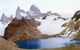 Fitz Roy, Patagonia Argentinien Stockfotografie