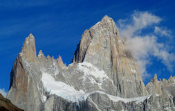 Fitz Roy peak stock photography