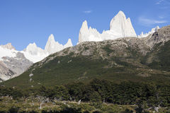 Fitz Roy Royalty Free Stock Photography